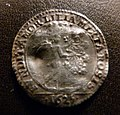Post-medieval medal, Charles I & Henrietta commemorative issue - reverse (FindID 652568).jpg