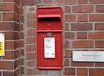 Post box, Little Parkfield Road.jpg