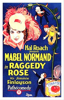 Poster of the movie Raggedy Rose.jpg