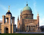 Potsdam St. Nikolaikirche 2005