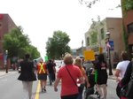 File:Power of the people don't stop - Postal workers take the streets in Fredericton.ogv
