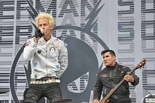 Powerman 5000 American industrial metal band