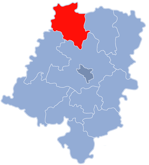 Namysłów County - Image: Powiat namyslowski