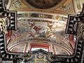Poznan, další fresky v barokním kostele.JPG