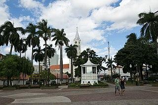 Birigui Municipality in Southeast, Brazil