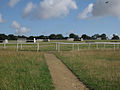 Practice horse jumps - geograph.org.uk - 1458425.jpg