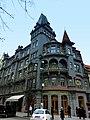 Prag - Restaurant Die Alte Synagoge im jüdischen Viertel - Restaurace Stará synagoga v židovské čtvrti - panoramio.jpg