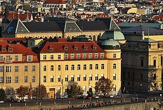 Prague Conservatory Music school in Prague, Czech Republic