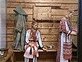 Preparing Erzya bride's dowry. 04.jpg