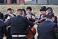 Preparing for Fiestas Patrias Parade, South Park, Seattle, 2017 - 010 - mariachi performers from Wenatchee High School.jpg