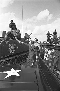 Vietnamization Policy of American withdrawal from South Vietnam near the end of the Vietnam War