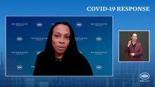 Dosya:Beyaz Saray COVID-19 Müdahale Ekibi ve Halk Sağlığı Yetkililerinden Basın Brifingi, 2021-05-18.webm