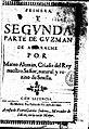 Primera y segunda parte de Guzman de Alfarache 1641.jpg