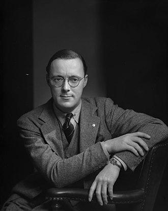 Prince Bernhard of Lippe-Biesterfeld - Prince Bernhard in Ottawa on 6 May 1942.