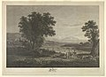 Print, Engraving- Jacob and Labab (after Claude Lorraine), 1783 (CH 18098517).jpg