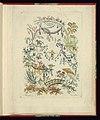 """Print, Ornamental Design from """"Nouvelle suite de cahiers chinois a l'usage des Dessinateurs et des peintres"""", No.2, Inventés et dessinés par Jean Pillement. Gravés par Anne Allen. """", after 1775 (CH 18217655-2).jpg"""