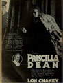 Priscilla Dean and Lon Chaney in Outside the Law by Tod Browning 1 Film Daily 1920.png