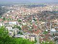 Prizren, pohled na město z pevnosti.jpg