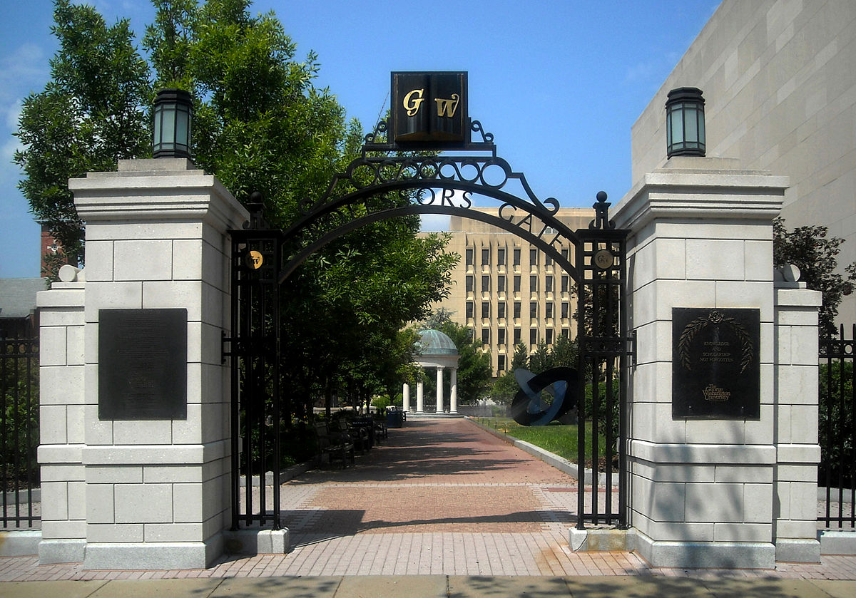 George Washington University College Of Professional Studies Wikipedia