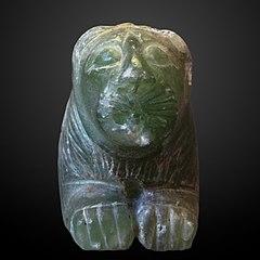 Protome of a lion-AO 3281