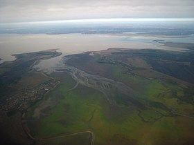 Pshikuijabl and Krasnodar reservoir, aerial view.jpg