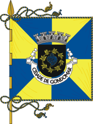 Gondomar, Portugal - Image: Pt gdm 3