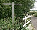 Public footpath along the River Soar - geograph.org.uk - 554878.jpg