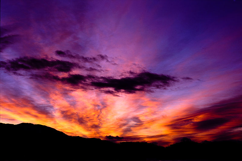 File:Purple sunrise over Grey Mountain (8143880919).jpg