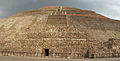 Pyramid of the Sun stairway Teotihuacan 03 2014 MEX 7972.JPG