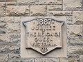 Queen Victoria jubilee date stone - geograph.org.uk - 360493.jpg