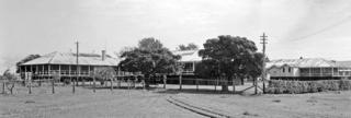 Dunwich Benevolent Asylum human settlement in Queensland, Australia