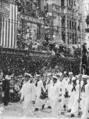 Queensland State Archives 2982 Sailors from visiting United States of America warships marching through Brisbane 26 March 1941.png