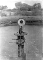 Queensland State Archives 3214 The Farm Bore Caiwarro pressure test c 1910.png