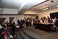 Quito, Viceministra de Movilidad se reunió con los padres de estudiantes radicados en Ucrania. (13231966973).jpg