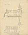 Rødding Frimenighedskirke Magdahl 1909 c.png