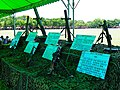 ROCA Machine Guns and Mortars Display at ROCMA Ground 20140531.jpg