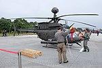 ROCA OH-58D 620 Preparing Take off at Hongchailin Camp 20161224a.jpg