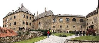 Frohnleiten - Castle Rabenstein near Frohnleiten