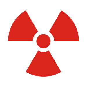 Radiación zona acceso prohibido