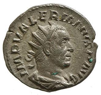 Valerian (emperor) - Radiate of Valerian