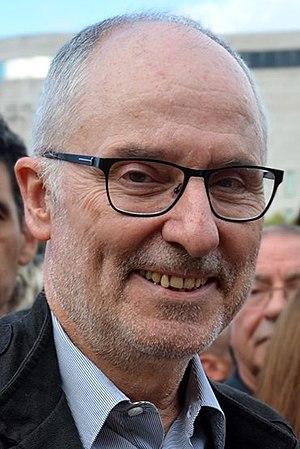 Catalan regional election, 1988 - Image: Rafael Ribó 2013 (cropped)