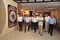 Raghvendra Singh Visits Science And Technology Heritage Of India Gallery With NCSM And VMH Dignitaries - Science City - Kolkata 2018-07-20 2580.JPG