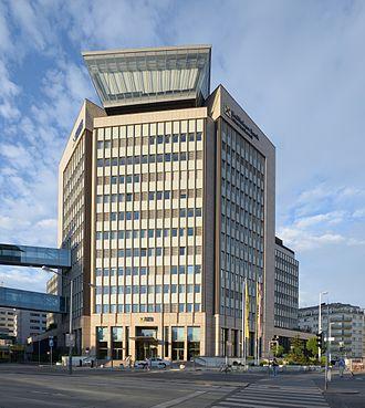 Raiffeisen Zentralbank - Image: Raiffeisenzentrale DSC 0603w