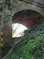 Railway bridge No 1297 - view through the arch - geograph.org.uk - 1279163.jpg