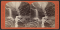 Rainbow falls, Watkins Glen, by W. S. Jones.png