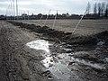 Raków - boisko naturalne w budowie 02 2009 - panoramio.jpg