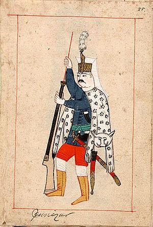 Janissaries - Janissary, before 1657
