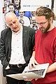 Ralf-Uwe Beck und Arne Semsrott.jpg
