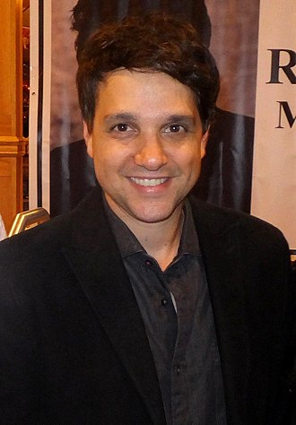 Ralph Macchio - Macchio at the Chiller Theatre Expo in New Jersey, October 2013