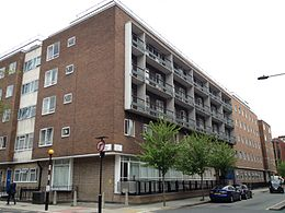 Ramsay Hall, University College London - 200608.jpg